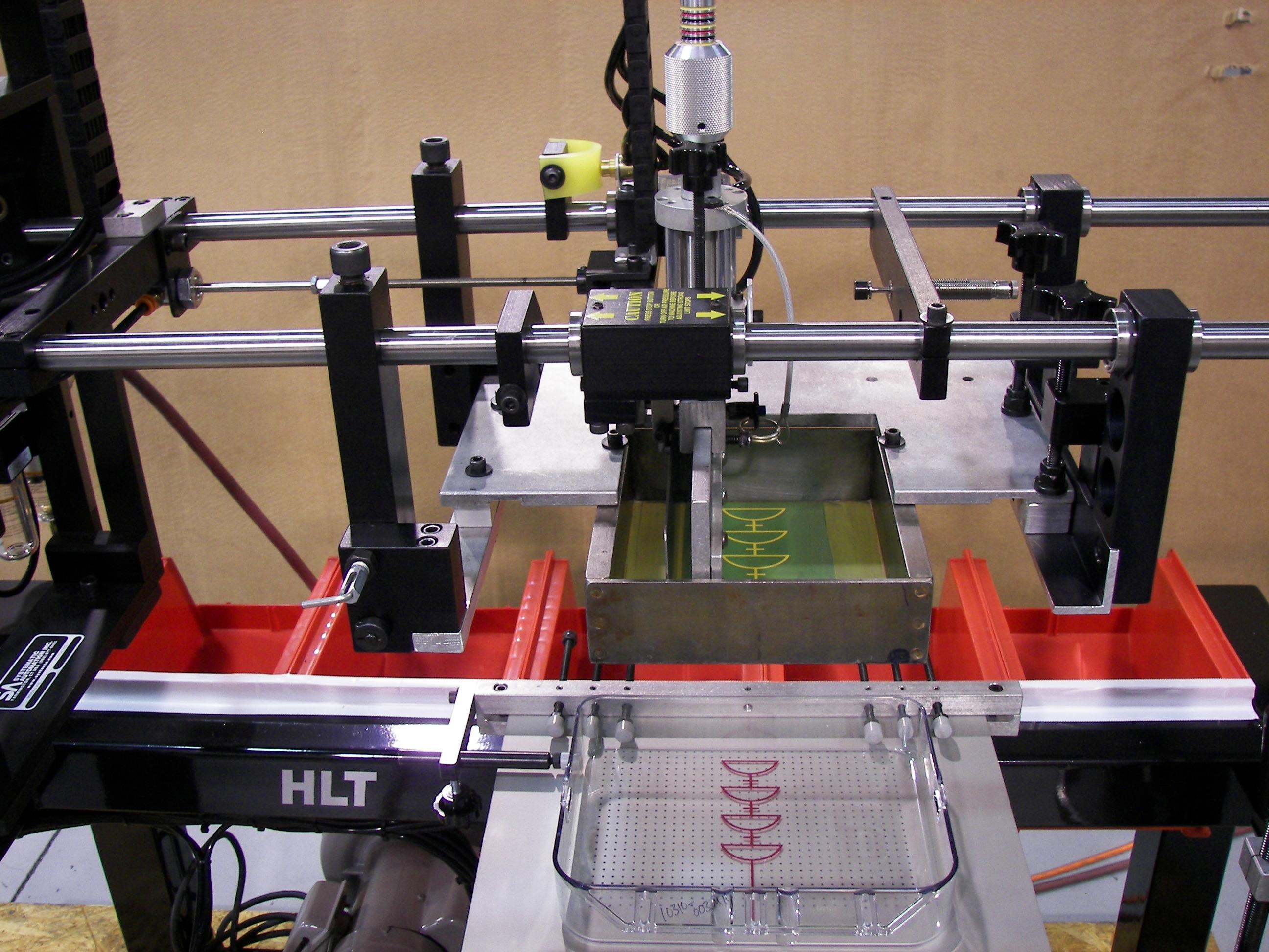 Versatile Container Screen Printing Machine