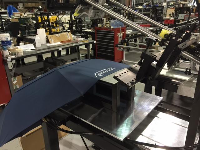 umbrella screen printing