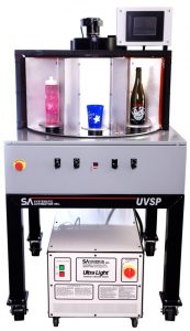 Cylindrical UV Curing Machine