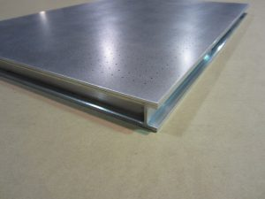 Vacuum clamping tables