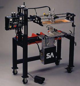 HLT screen printing machine
