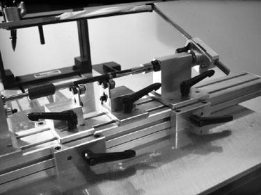 Pen Screen Printing Machine
