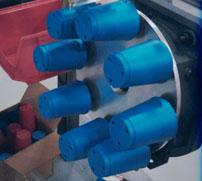 cup screen printing machine