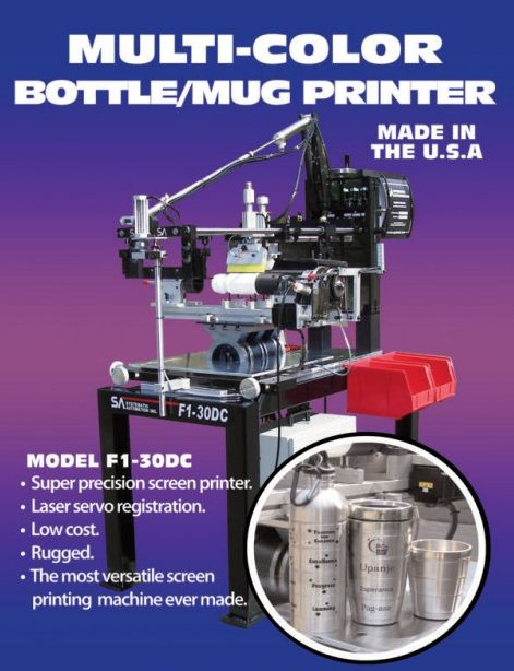 The Many Benefits of Automatic Mug Printing Machines