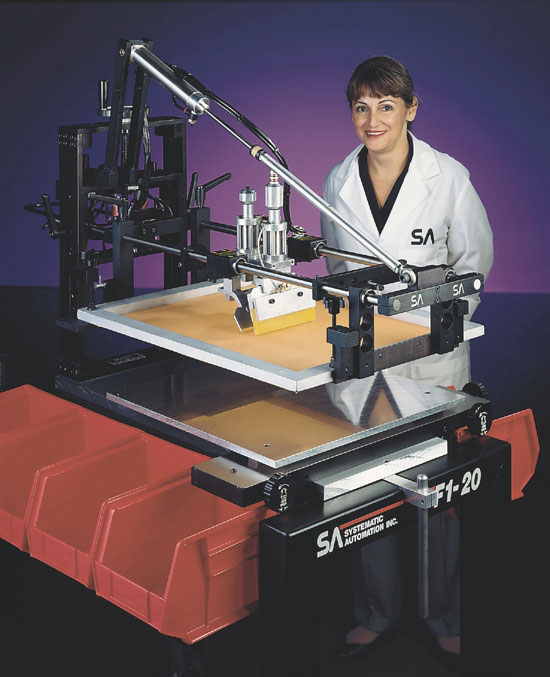Binder Screen Printing Machine 1