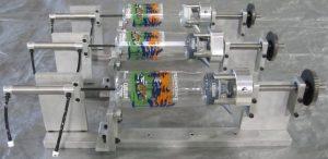 plastic bottles, screen printing, printed