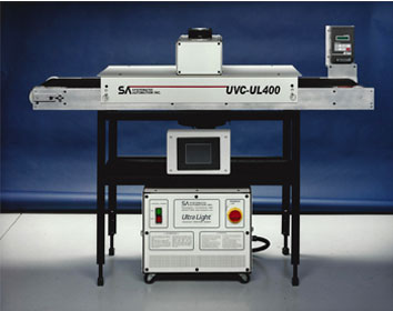 Ultra Light UV Conveyor