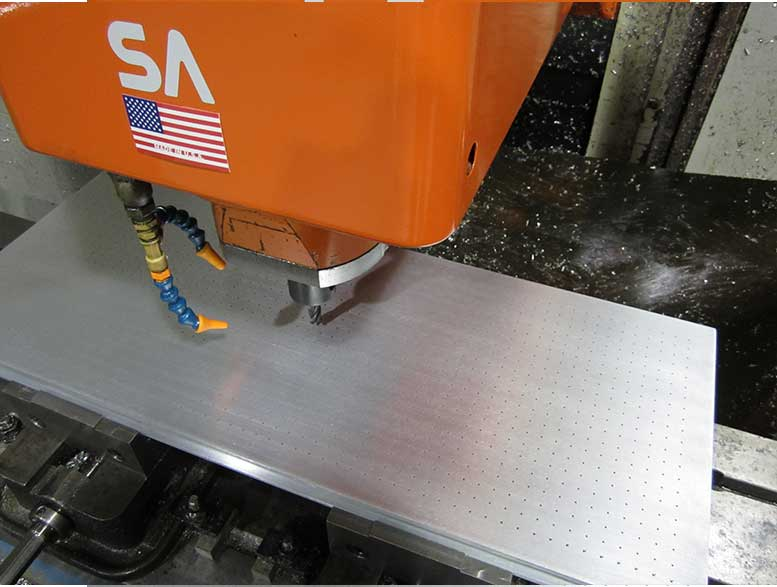 Benefits of Custom Vacuum Tables for CNC Machines
