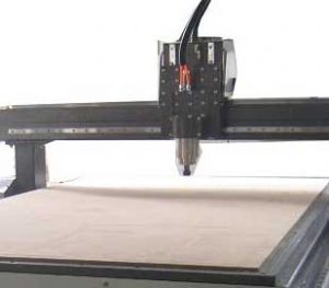 router vacuum table