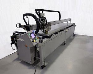 surface abrading machine
