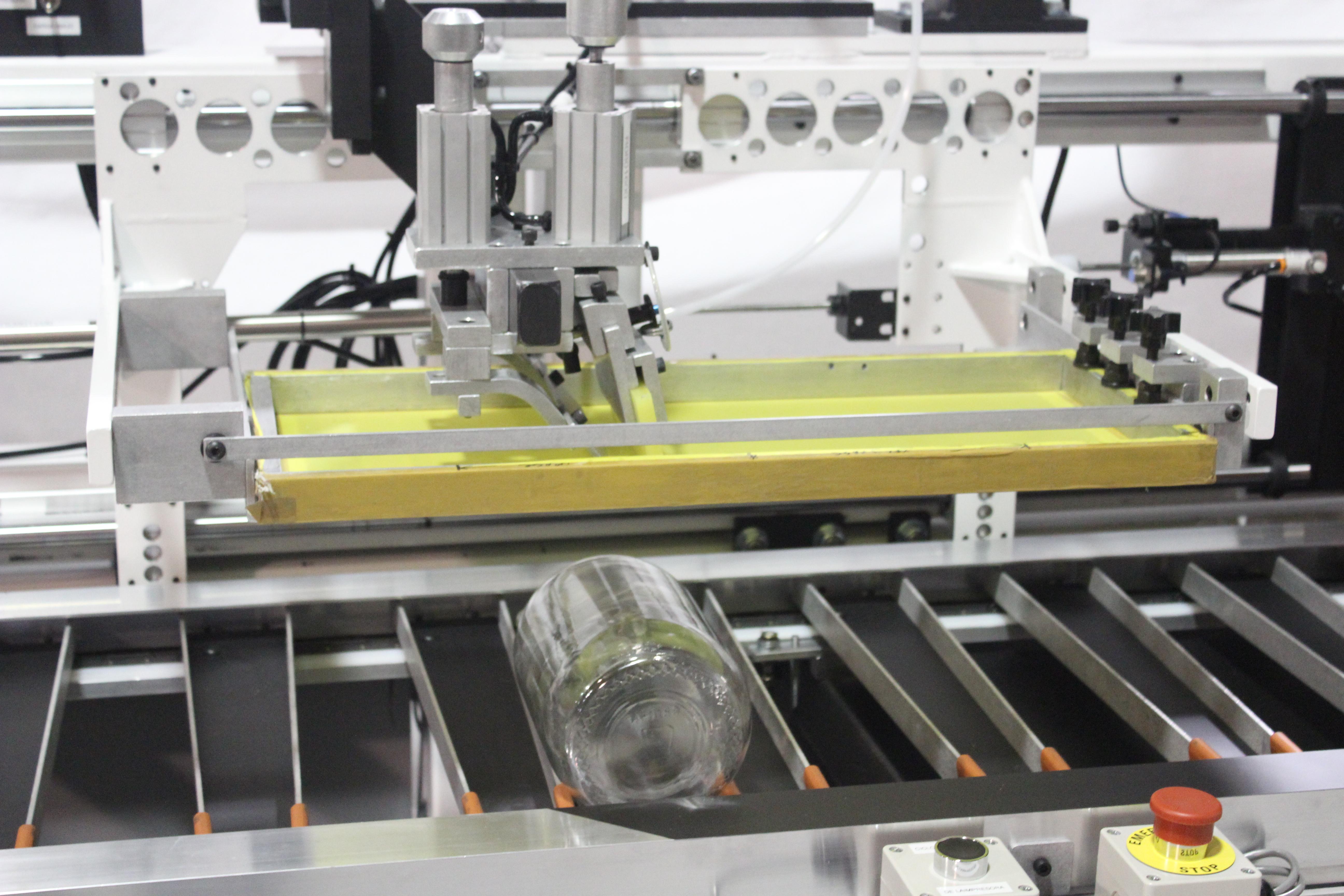 U.S. Glass Screen Printing Machine Manufacturer