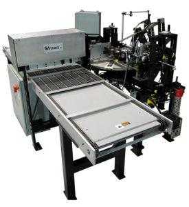 microscope slide screen printing machine