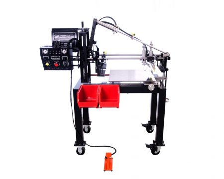 Model 810 Semi-Automatic Screen Printer 1