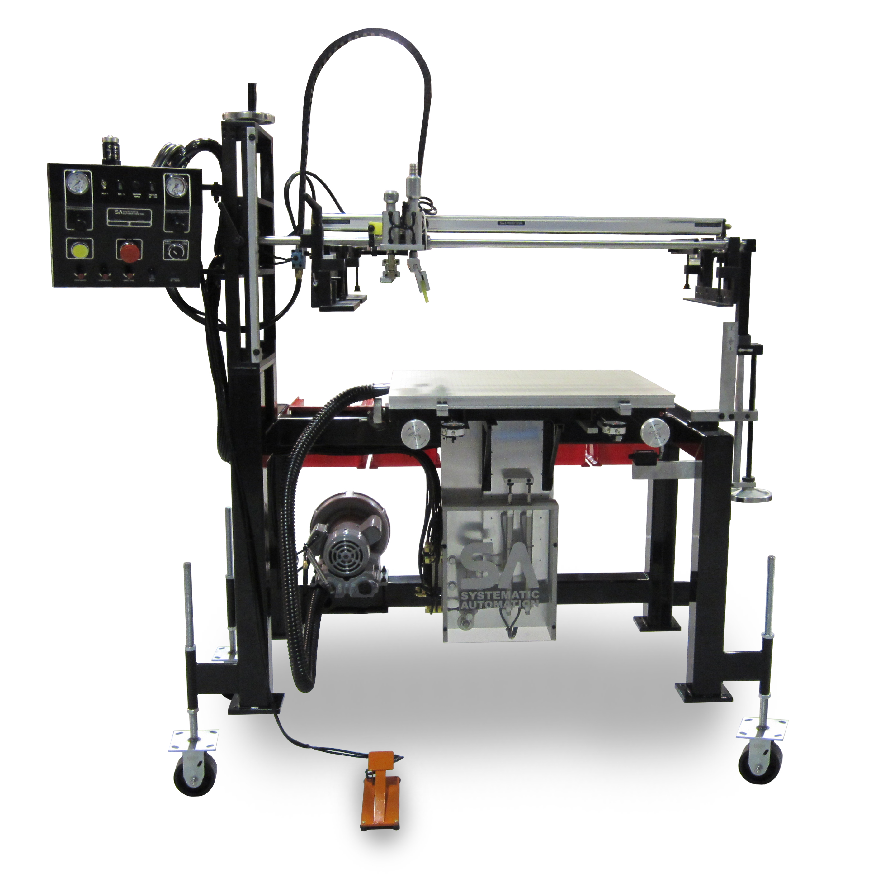Model HLT Semi-Automatic Screen Printer