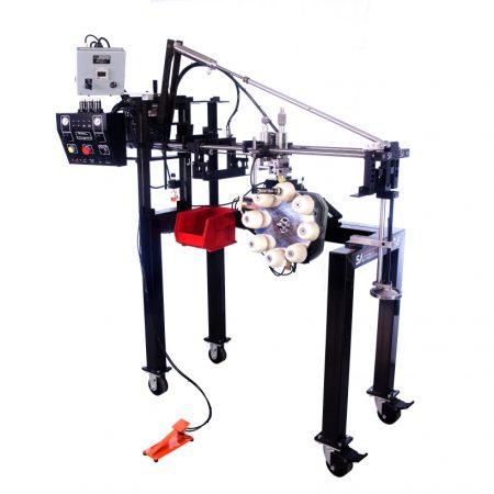 Model PT-8, cup printer