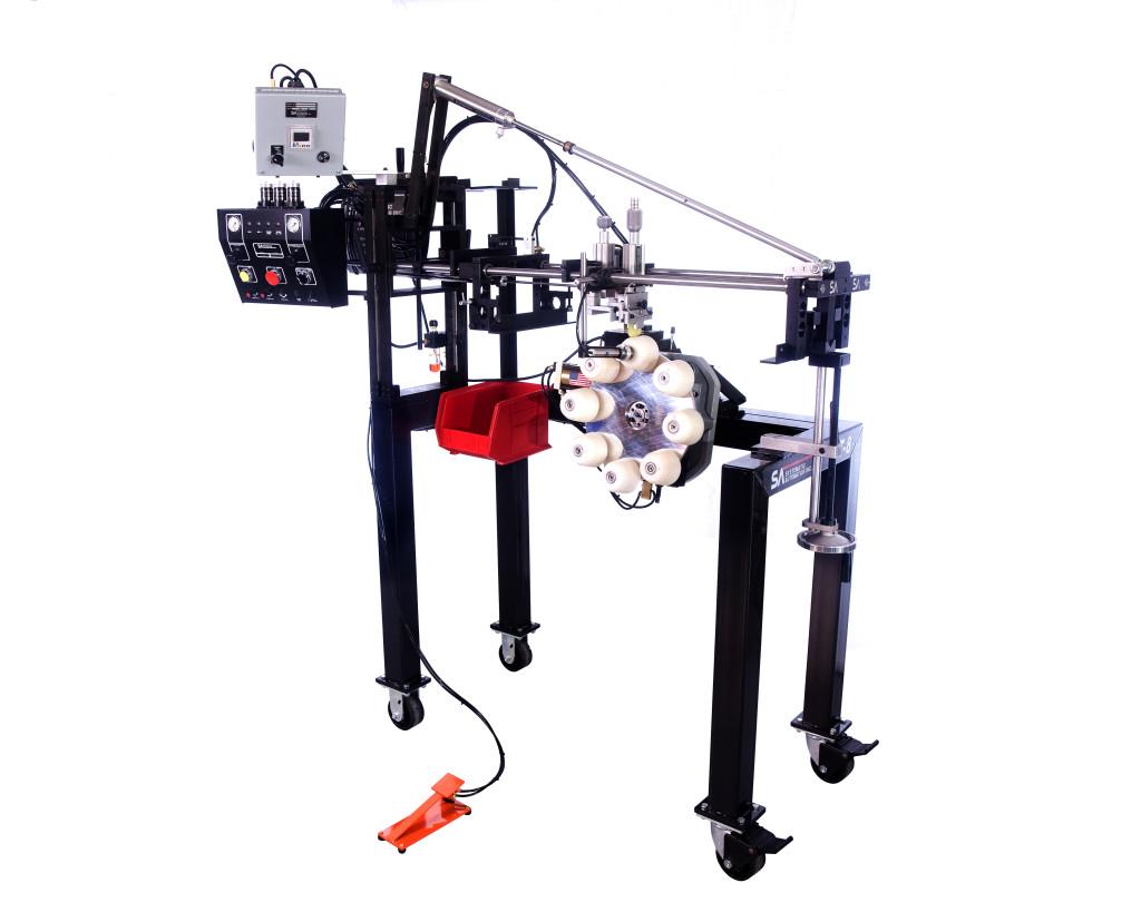 Model PT-8 Semi-Automatic Screen Printer