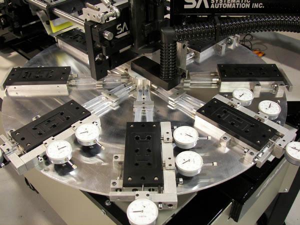Model RC-1 Semi-Automatic Screen Printer 1
