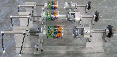 multicolor bottle printing