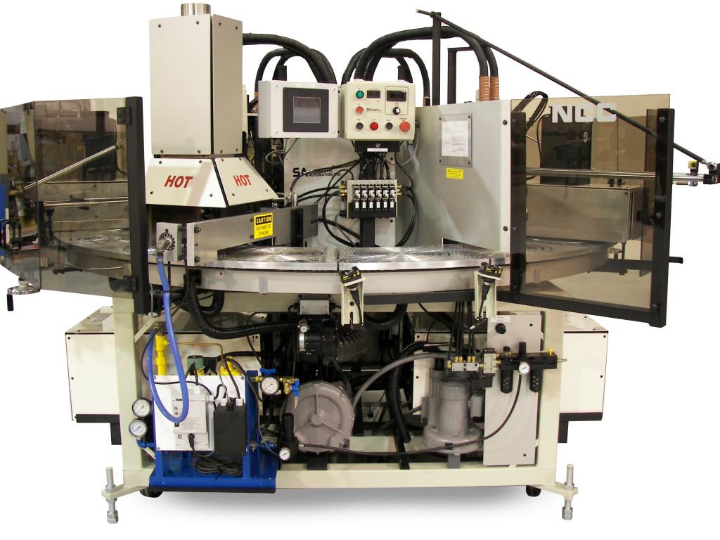 Model NCC Automatic Screen Printer