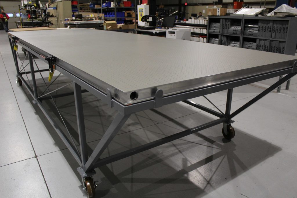 Vacuum Table Base 1