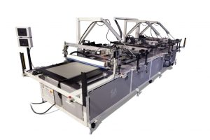 Model SST Automatic Screen Printer