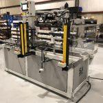 SST Precision screen printing machine