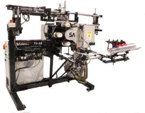 t8ss,screen printing machine, cup screen printing