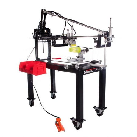 Model F1-DC Semi-Automatic Screen Printer 1