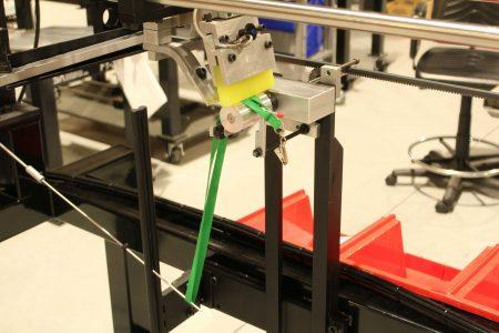 lanyard, assembled, lanyard printing, systematic automation, model f1