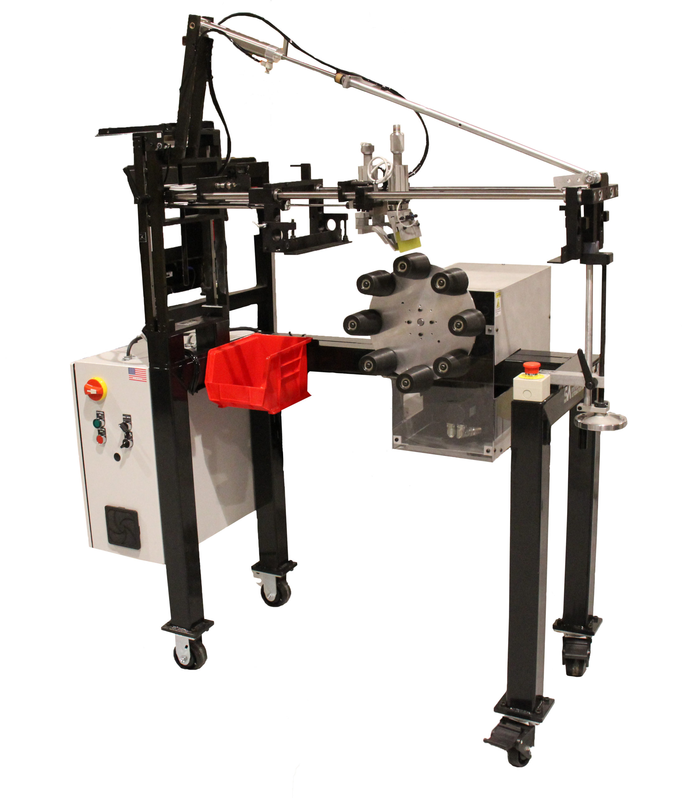 pt-8, cup screen printer