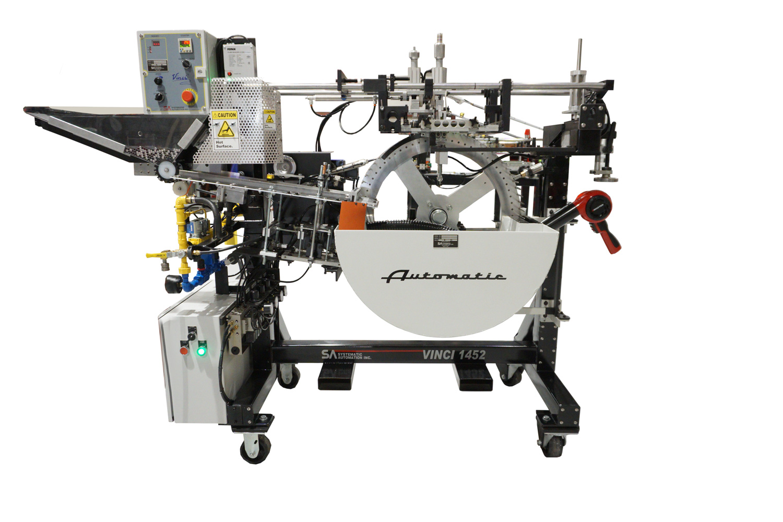 Vinci, screen printing, cylindrical, tubes