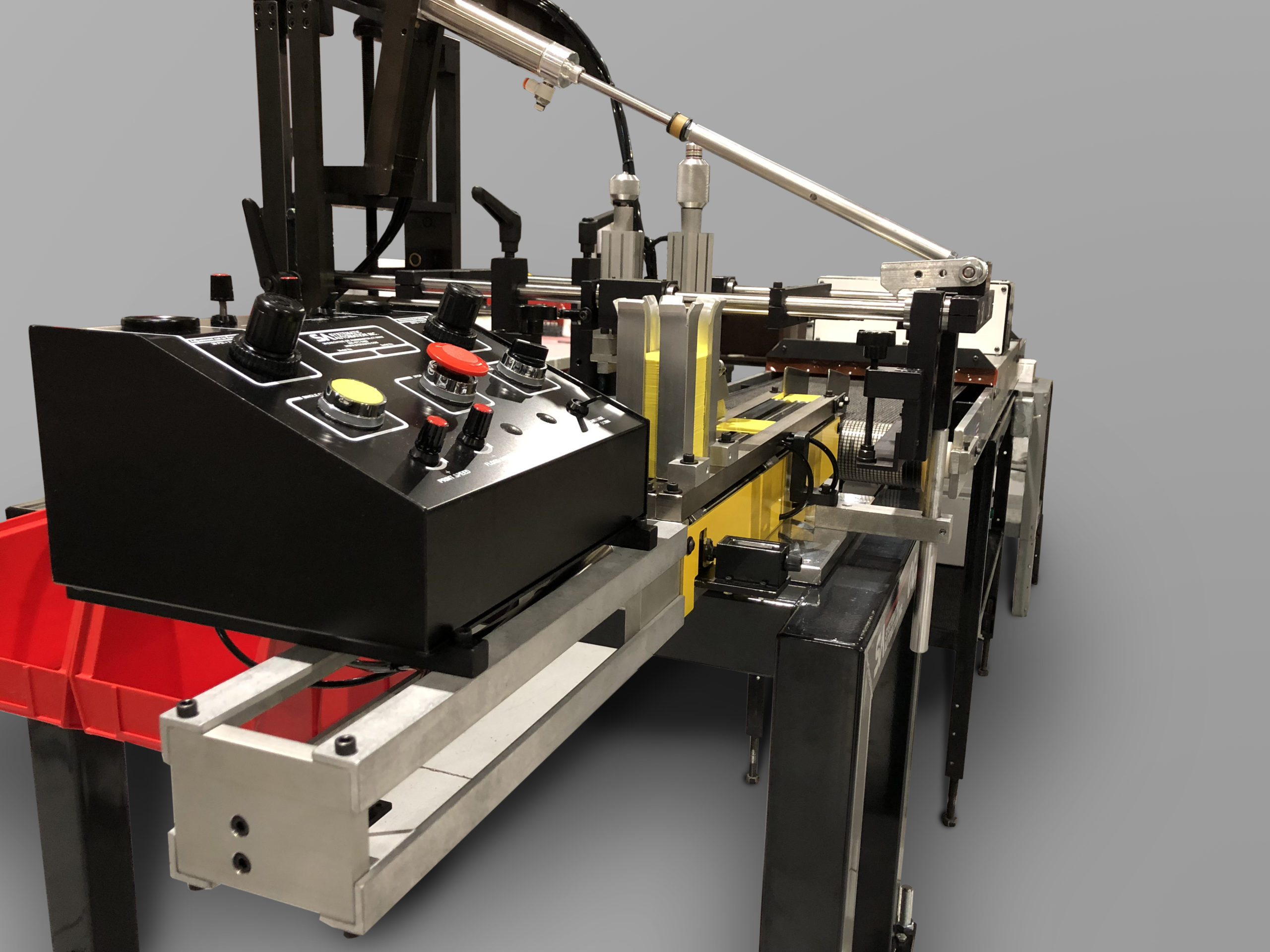 card printer, screen printer, cc-5000, systematic automation