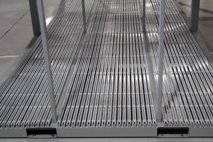 Sheet Metal Storage System