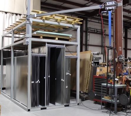 sheet storage system, sheet handling