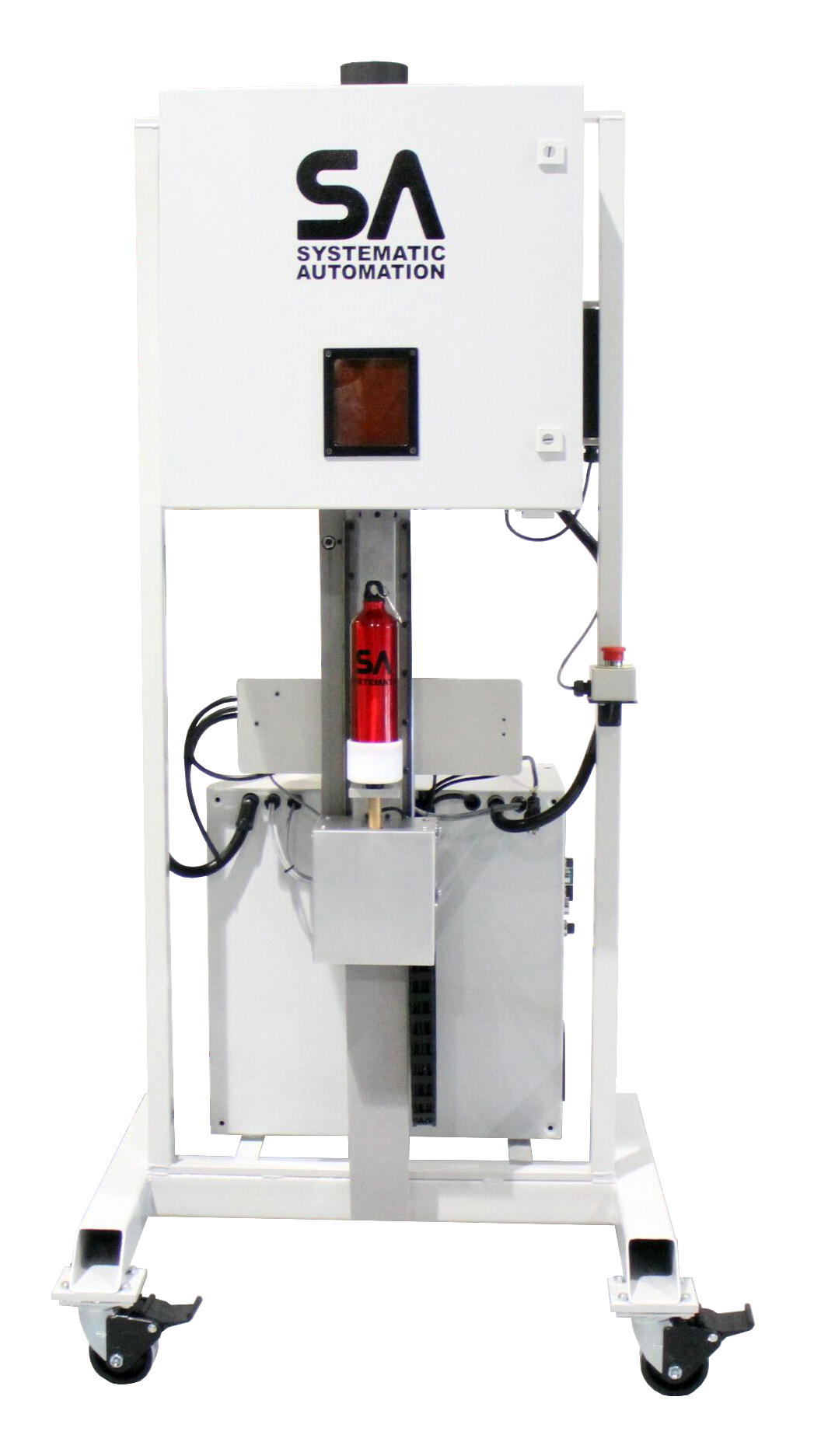 Revolutionary UV Curing & Pretreatment Machine – The Bottle Treater