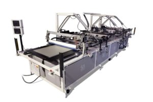 Graphic Overlay Screen Printing Machine 1