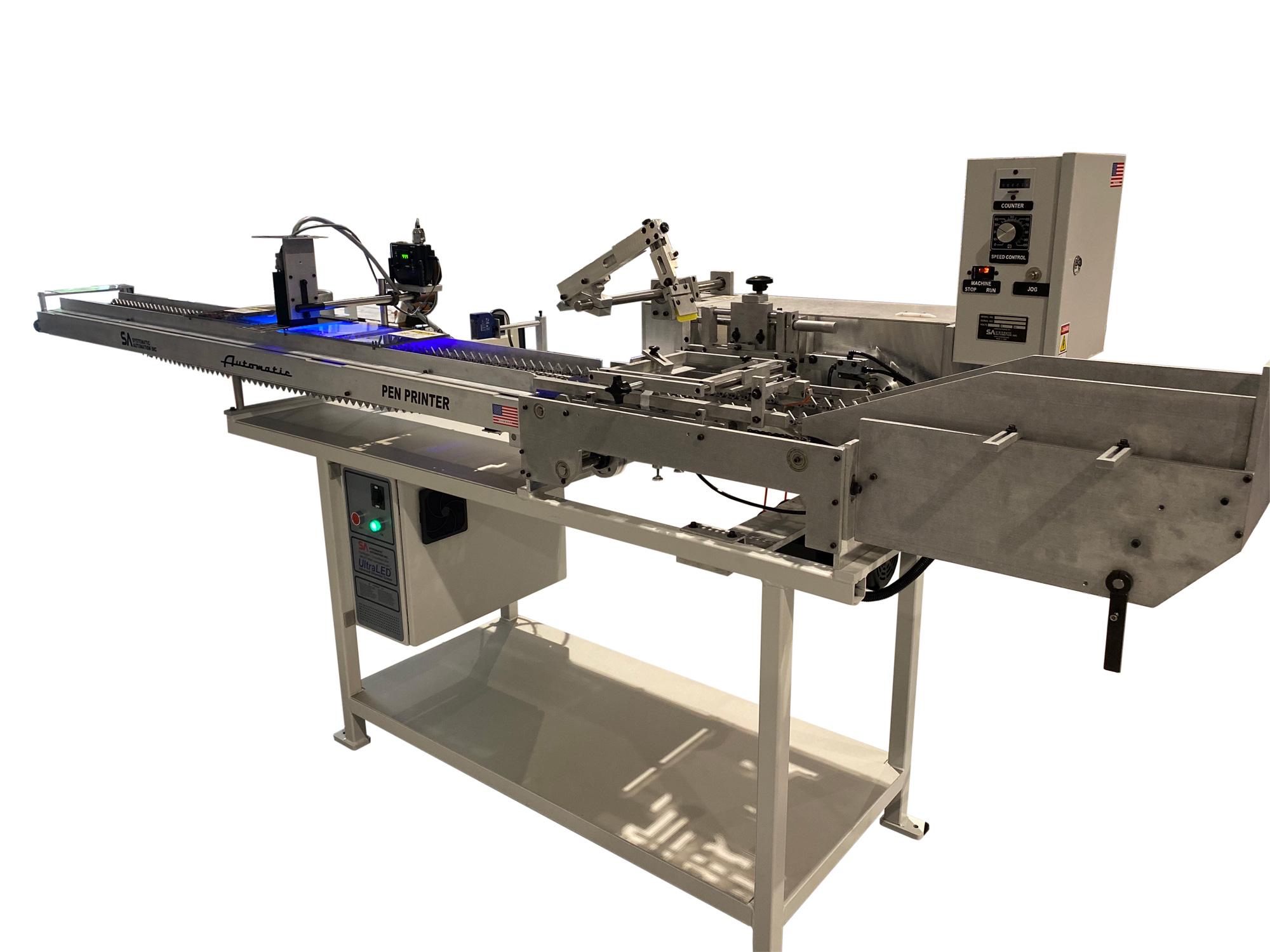 pen, screen printing machine