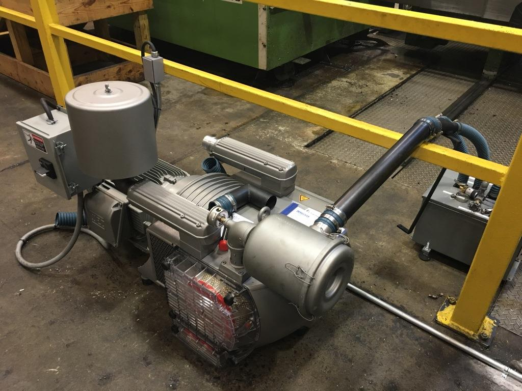 10 HP Vacuum Pump For CNC Machining