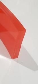 Squeegee 3/8 X 2 SE 60D Polyurethane Straight Edge : R0301002