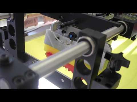 Coco X-Print Cocoa Butter Screen Printing Machine