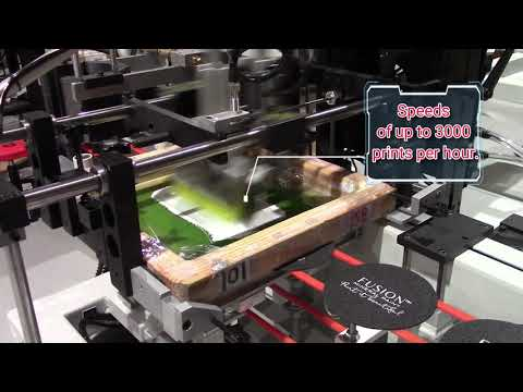 Print Belt - Automatic Screen Printing Machine -  Automate Your Printing Process