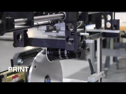 Printing and Curing Your Cylindrical Products